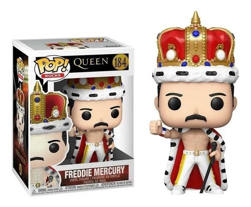Imagem 1 de 1 de Funko Pop Freddie Mercury Queen 184