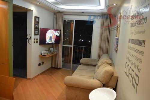 Imagem 1 de 21 de Apartamento Com 2 Dormitórios À Venda, 48 M² Por R$ 310.000,00 - Vila Carrão - São Paulo/sp - Ap0962