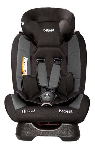 Silla Para Carro Bebe 0m+ A 12 Años Bebesit Grow 4posiciones