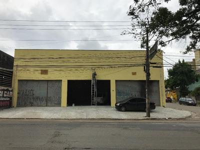 Comercial Para Aluguel, 0 Dormitórios, Vila Nova Bonsucesso - Guarulhos - 2047