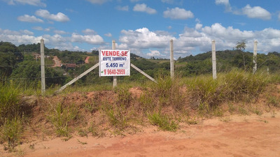 Terreno Em Ibiuna 5.450 Metros