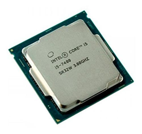 Processador Intel Core I5 7400 3,0ghz Lga 1151 7° Geração