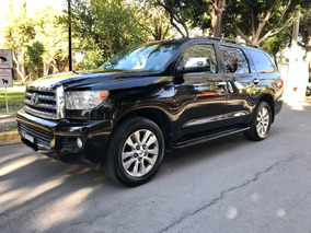 Toyota Sequoia Limited Aa R-20 Piel Qc Dvd At 2013