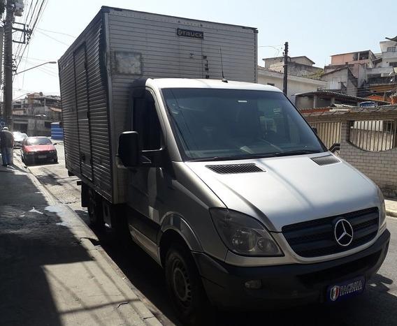 Mercedes-benz Sprinter 2.2 Chassi Street Longo 311 Cdi