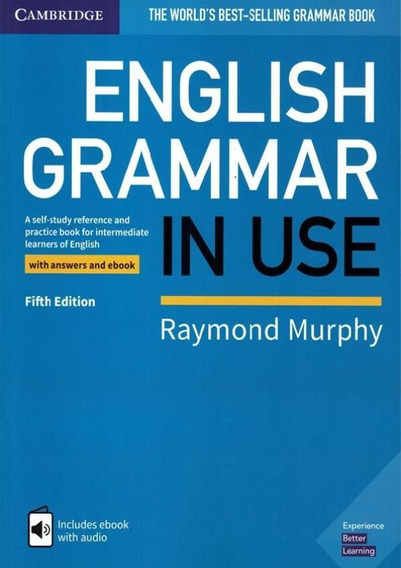 English Grammar In Use Book With Answers & Interactive E-b