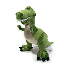 Rex Dinossauro Toy Story Pelúcia 40cm Original Disney Parks