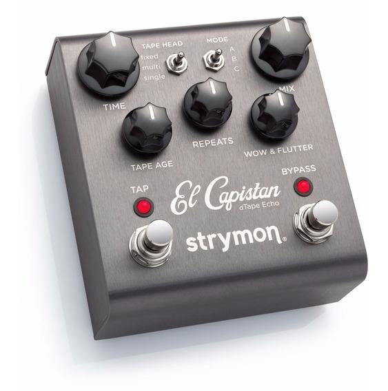 Strymon El Capistan Delay - Novo, Garantia, Nota Fiscal