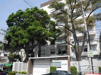 Penthouse Con Roof Garden Privado De 120m2. Dev-3823