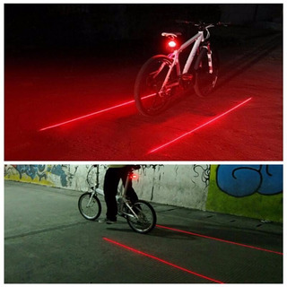 Bicicleta Luces De Seguridad Led
