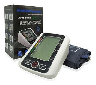 Tensiómetro Digital Profesional De Presión Arterial Brazo