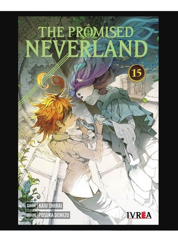 Imagen 1 de 1 de Manga The Promised Neverland Tomo 15 - Argentina