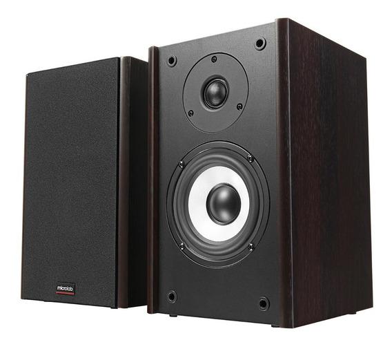 Microlab Caixa De Som Speaker 2.0 60w Rms Solo 1