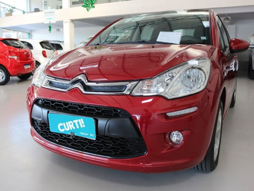 Citroën C3 Exclusive 1.6 Flex
