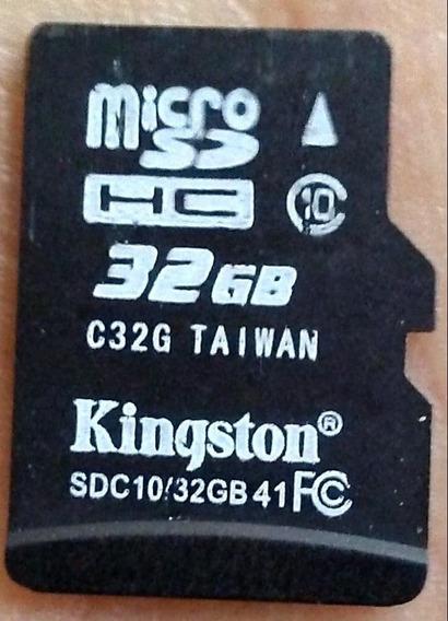 Micro Sd De 32gb