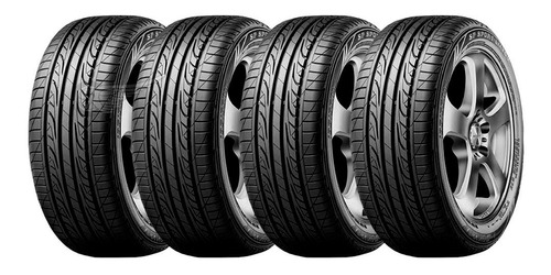 Kit 4 Neumáticos Dunlop 185 55 R16 Lm704 Honda Fit City
