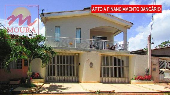 Casa Com 5 Dormitórios À Venda, 320 M² Por R$ 550.000 - Renascer - Macapá/ap - Ca0497