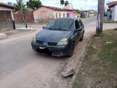 Renault Clio Sedan 2004 1.0 16v Expression 4p