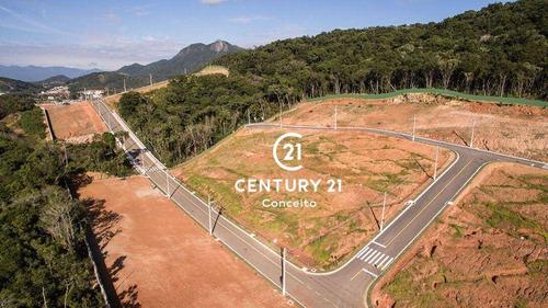 Terreno À Venda, 366 M² - Sertão Do Maruim - São José/sc - Te0101