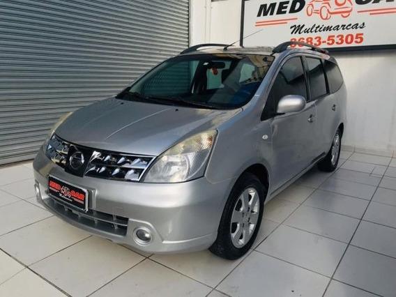 Nissan Grand Livina Sl 1.8 16v Flex, Eya9991