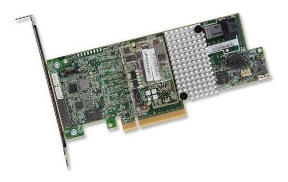 Controladora Raid Server Intel Sas 12gb/s Sata 6gb/s Raid