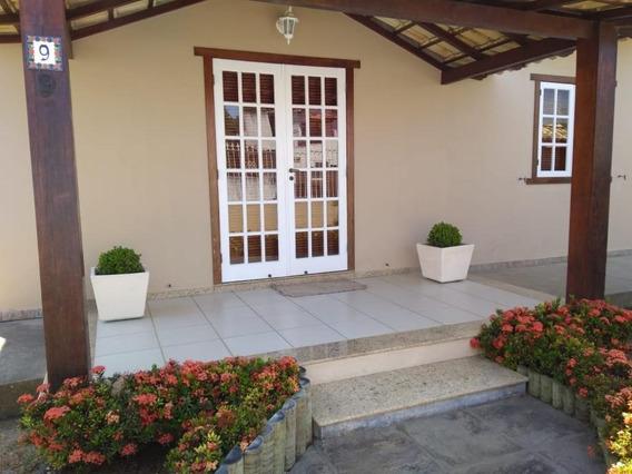 Casa Em Estação, São Pedro Da Aldeia/rj De 220m² 4 Quartos À Venda Por R$ 850.000,00 - Ca429161
