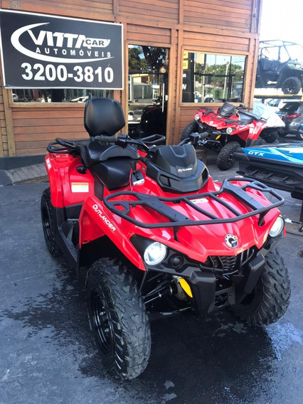 Can - Am Quadriciclo Outlander 570 Max. 2018