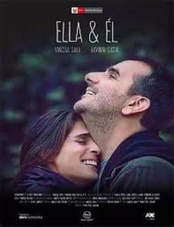 Ella Y El - Dvd Pelicula Peruana Con Vanessa Saba