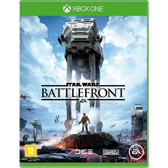 Jogo Star Wars Battlefront Xbox One Midia Física