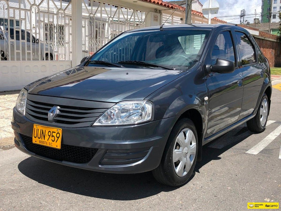 Renault Logan Familier 1400icc Mt Aa Ab Dh