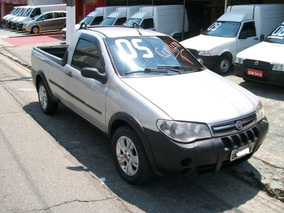 Fiat Strada 05 1.8 Treking Flex