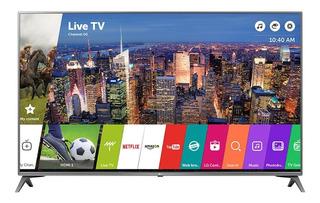 Smart Tv Lg 49uj6560 4k Uhd Webos Outlet No Hacemos Envios !