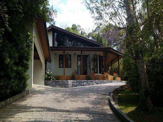 Casa Com 4 Dorms, Jardim Europa, Itapecerica Da Serra - R$ 1.250.000,00, 435m² - Codigo: 511 - V511