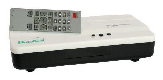 Receptor Analógico Brasilsat Rs2001 ( 3 Pçs )