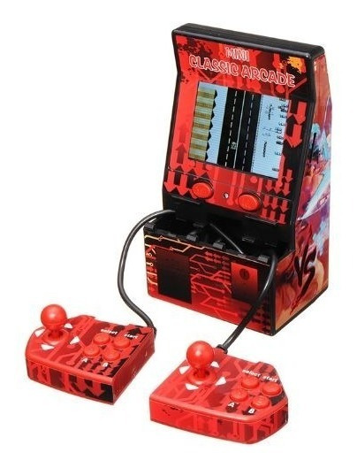 Consola Portátil Estilo Arcade 183 Juegos / C & S Market