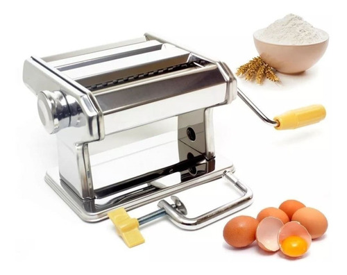 Máquina De Pasta Tallarines Acero Inoxidable Kirkor