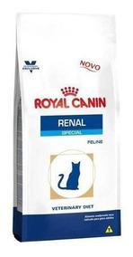 Ração Royal Canin Feline Veterinary Diet Renal Special 1,5kg