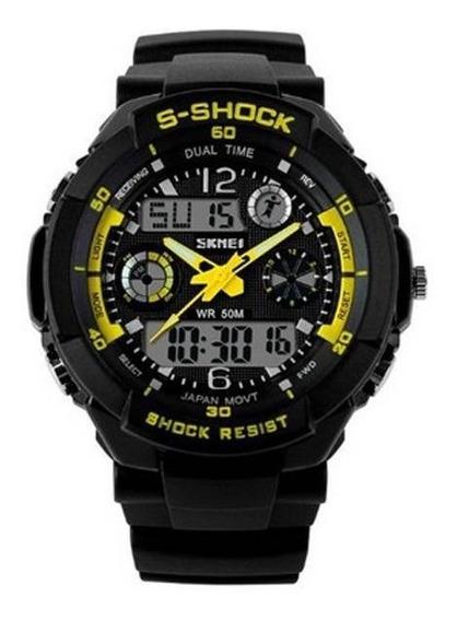 Relógio Masculino Skmei Modelo 0931- Original