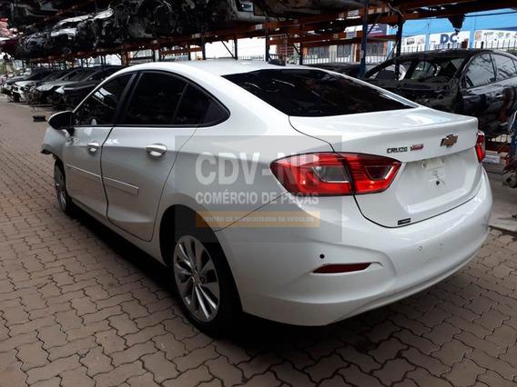 Sucata Chevrolet Cruze 2018 1.4 153cv Flex