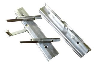 Ventiluz Mecanismo Aireador 2 Vidrios Todo Aluminio 2 Aletas