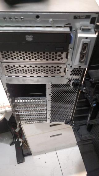 Servidor Ibm X3500 Quad 8g Ram 2 Sas De 400gb - 2 Fontes