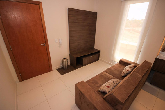 Apartamento Residencial Em Bragança Paulista - Sp - Ap0421