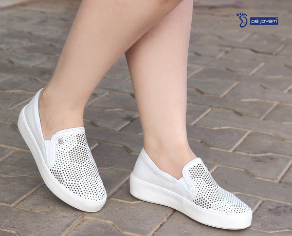 Slip On Bottero Flatform - 301009