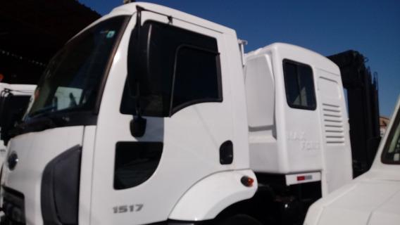 Ford Cargo 1517 Com Muck 6,0toneladas/batatais Caminhões