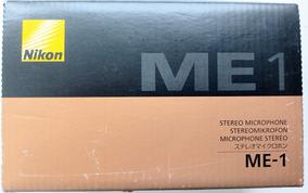 Microfone Nikon Me-1