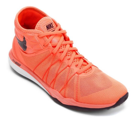 Nike Dual Fusion Tr Hit Mid Tenis Trainers