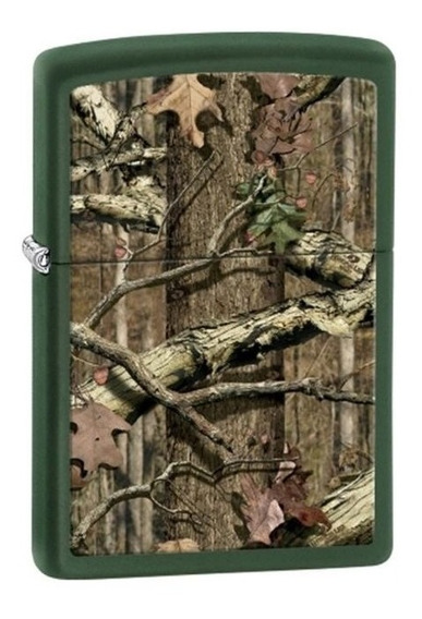 Encendedor Zippo Original Usa Mossy Oak Break Camo 28332