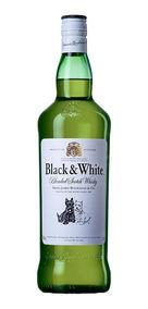 Whisky Black & White 1l