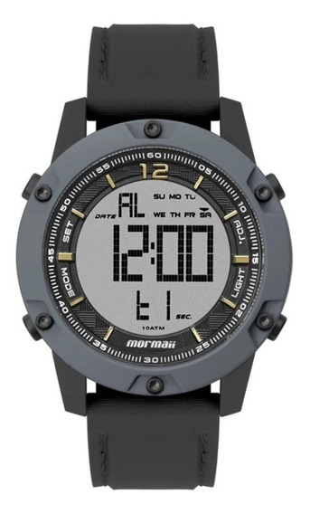 Relógio Masculino Mormaii Mo390jb/8d