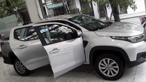 Fiat Strada Plan Esencial 300mil Y Cuotas P