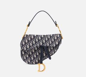 Bolsa Dior Saddle Couro Na Caixa Legitmo Frete Grátis